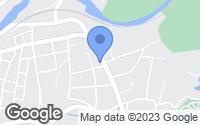 Map of Athol, MA