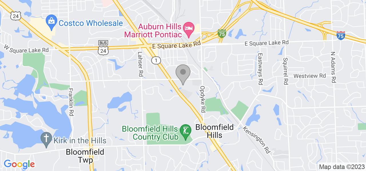 41350 Woodward Ave, Bloomfield Hills, MI 48304, USA
