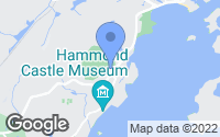 Map of Gloucester, MA