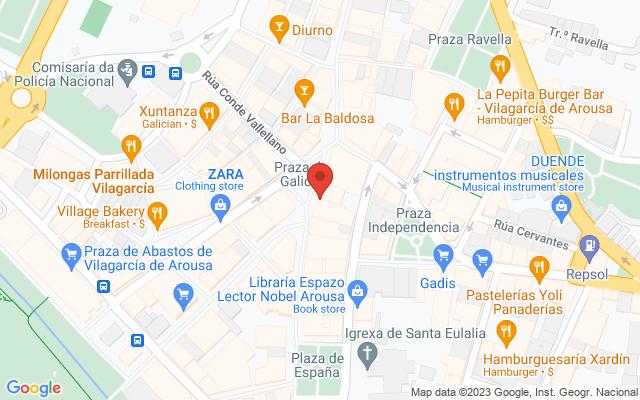 Administración nº1 de Vilagarcía de Arousa