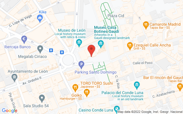 Administración nº9 de León
