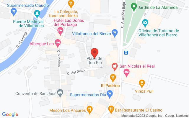 Administración nº1 de Villafranca del Bierzo