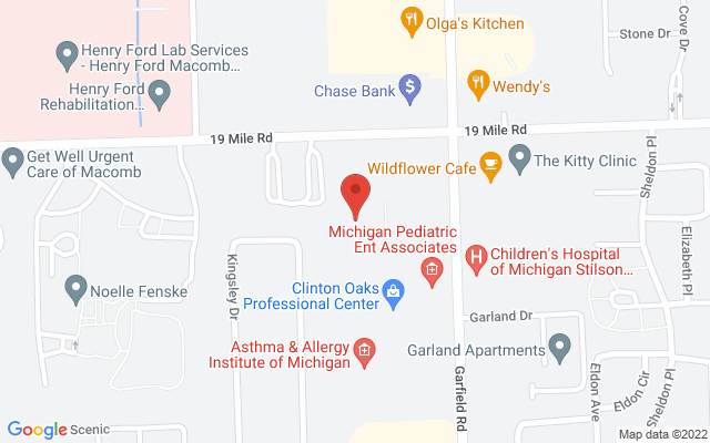 static image of 42815 Garfield Road, Suite 210, Clinton Township, Michigan