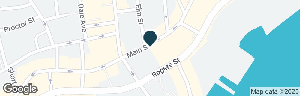 Google Map of201 MAIN ST