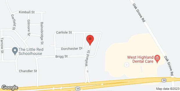 1747 Welland Street Howell MI 48855