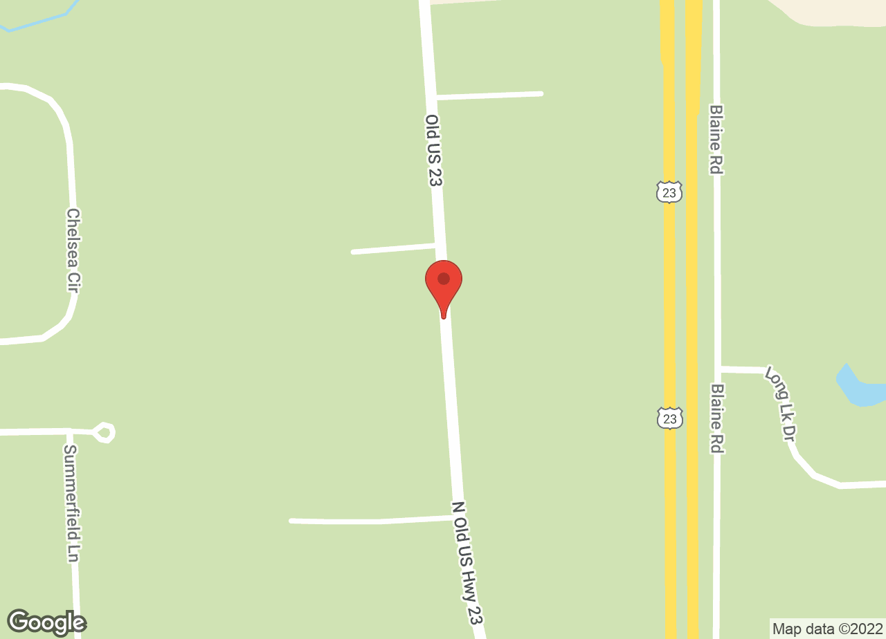 Google Map of VCA Hartland Animal Hospital