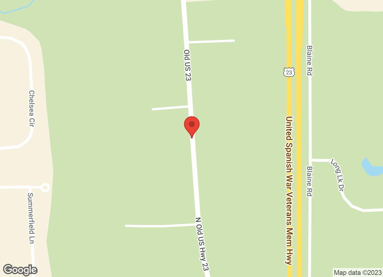 Google Map of VCA Hartland Animal Hospital