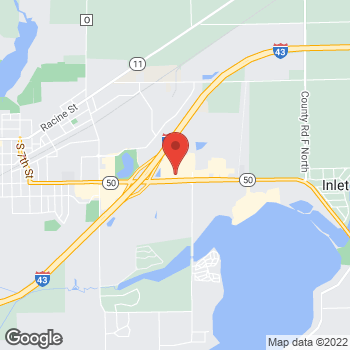 Map of Check `n Go at 1823 East Geneva Street, Delavan, WI 53115