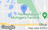 Map of Shelby Charter Township, MI