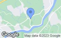 Map of Dracut, MA
