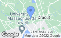 Map of Dracut, MA