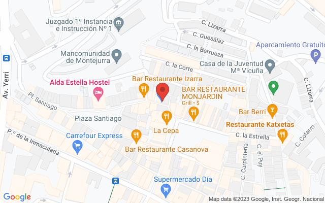Administración nº1 de Estella/lizarra