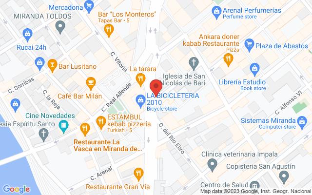 Administración nº1 de Miranda de Ebro