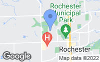 Map of Rochester, MI