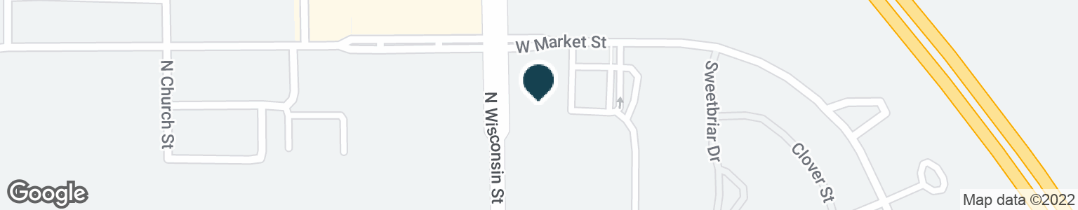 Google Map of939 N WISCONSIN ST