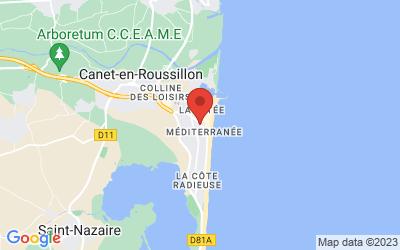 15 Avenue Méditerranée 66140 Canet-en-Roussillon