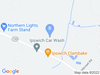 Map of Paws With Inn Dog Boarding options in Ipswich | Boarding