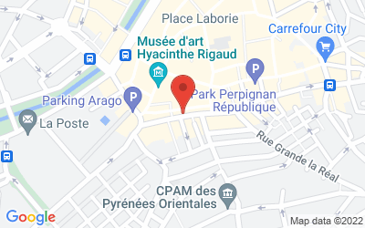 19 Rue des Augustins, 66100 Perpignan, France