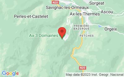 741 Avenue de la Griolle, 09110 Ax-les-Thermes, France