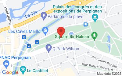 Allées Maillol, 66000 Perpignan, France