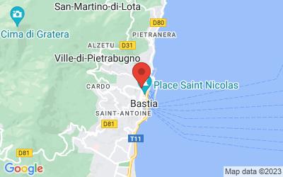 4 Avenue Maréchal Sebastiani, 20200 Bastia, France