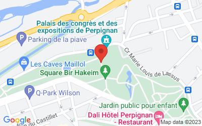 Place Armand Lanoux, 66000 Perpignan, France
