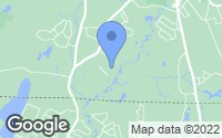 Map of Pelham, NH