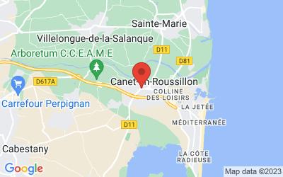 3 rue de la Bascule, 66140 Canet en Roussillon