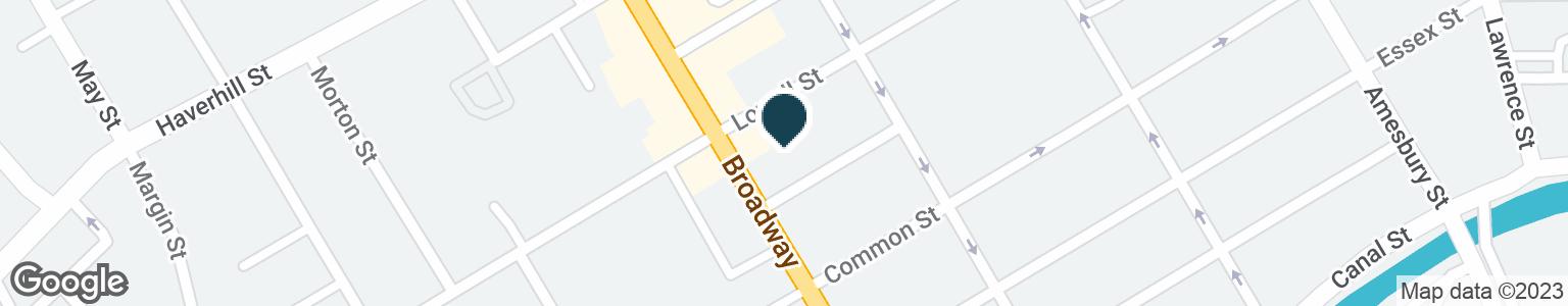 Google Map of135 BROADWAY