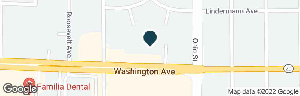 Google Map of4810 WASHINGTON AVE