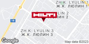 Hilti магазин Пловдив