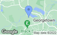 Map of Georgetown, MA