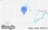 Map of Racine, WI