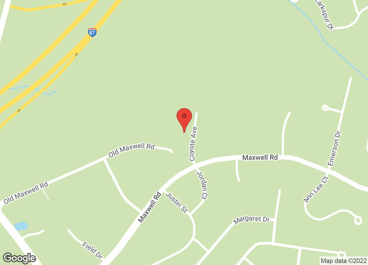 Google Map of VCA Shaker Animal Hospital