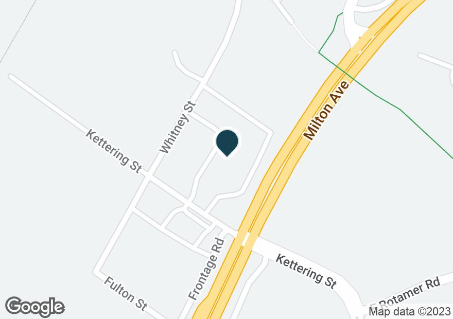 Google Map of2519 KETTERING ST