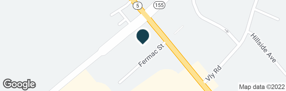 Google Map of1850 CENTRAL AVE