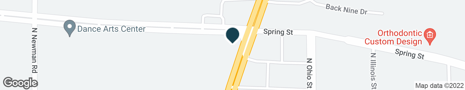 Google Map of4901 SPRING ST