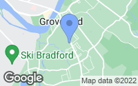 Map of Groveland, MA