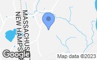Map of Methuen, MA