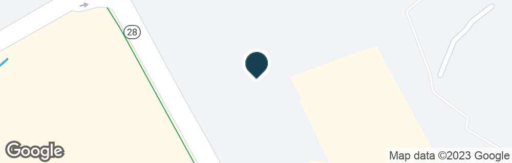 Google Map of167 S BROADWAY