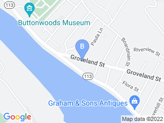 Map of The Doggie Sitter Dog Boarding options in Haverhill | Boarding