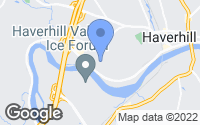 Map of Haverhill, MA