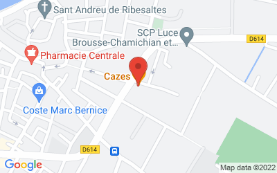 4 Rue Francisco Ferrer, 66600 Rivesaltes, France