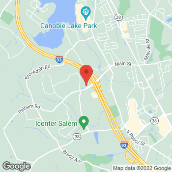 Map of Eric Arvidson, MD at 16 Pelham Roadnumber 1, Salem, NH 03079