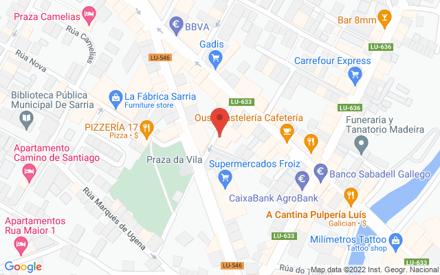 Administración nº1 de Sarria