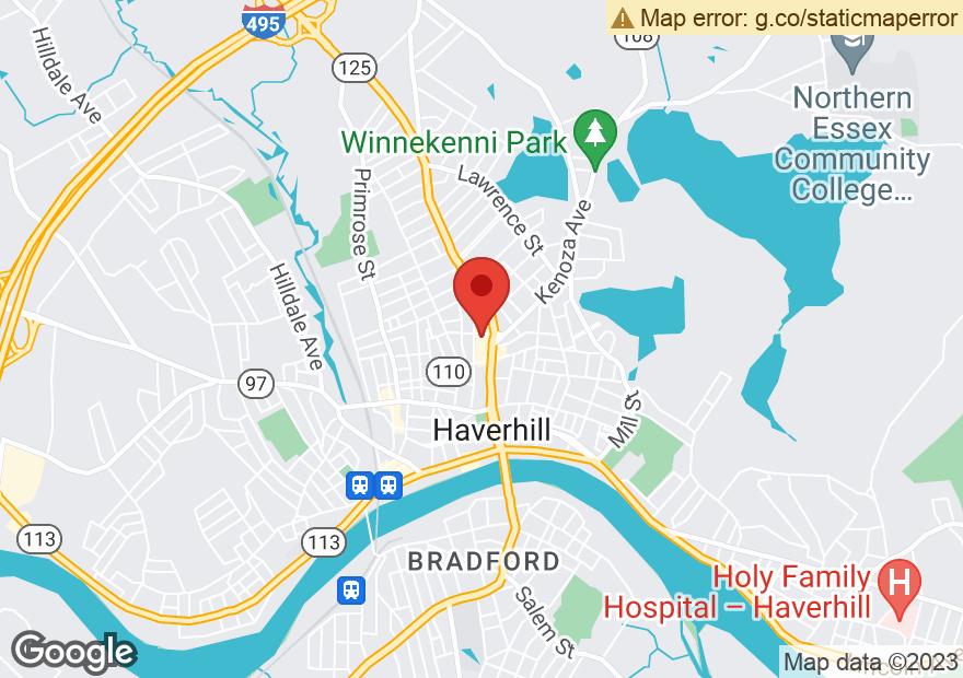 Google Map of 310 MAIN ST