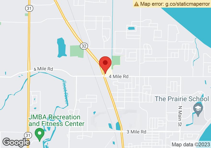 Google Map of 5005 DOUGLAS AVE