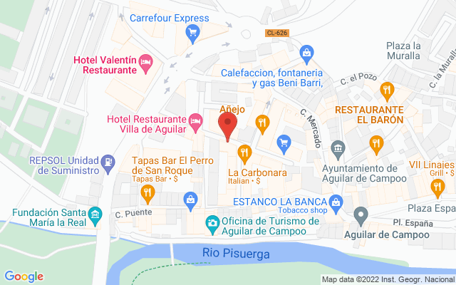 Administración nº2 de Aguilar de Campoo
