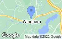 Map of Windham, NH
