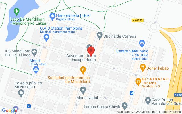Administración nº22 de Pamplona